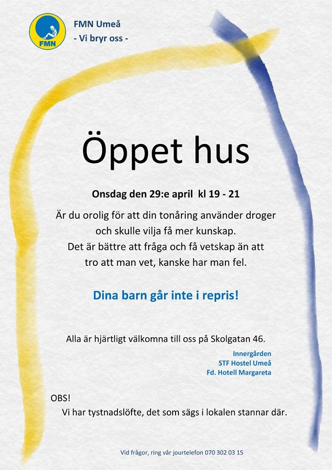 Öppethus 150429