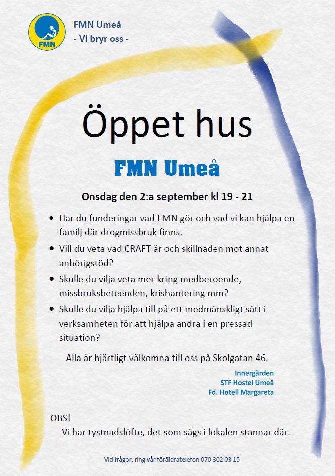 Öppethus FMN 150902