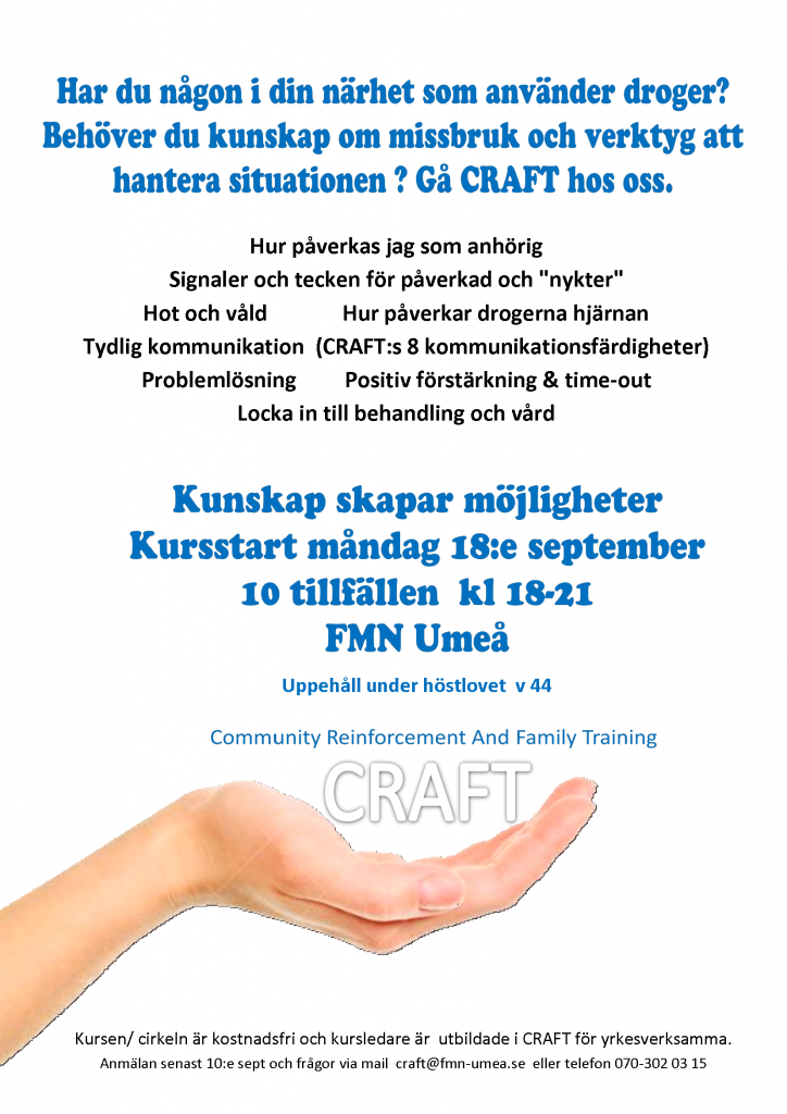 CRAFT hösten 2017